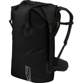 SealLine Black Canyon - Sac à dos - 65l noir